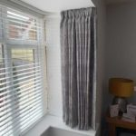 grey modern blinds