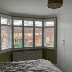 new white shutters