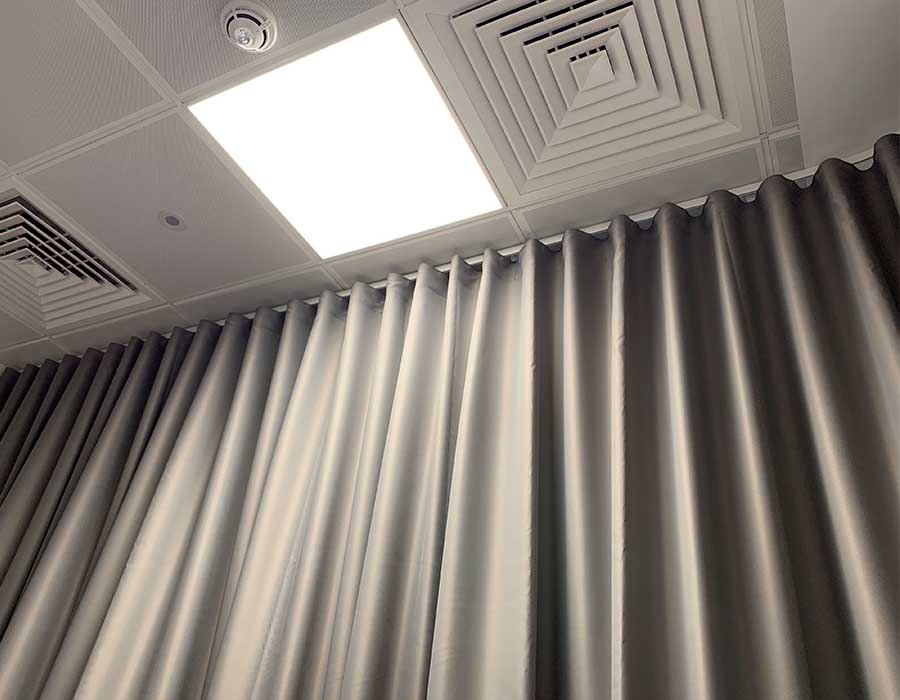 commercial curtains handmade and fitted by webber and spencer ltd